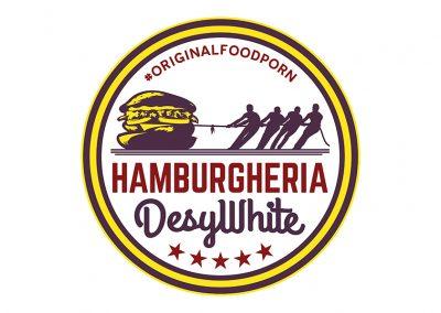 Hamburgeria Desy White