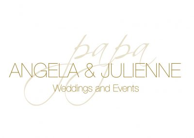 Angela & Julienne Papa